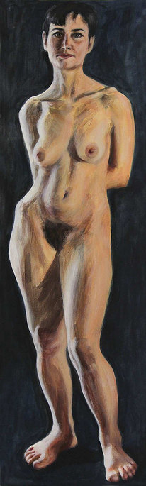 Serie 5726 (Mai2009) 180x55cm | Nikolaus Reinecke