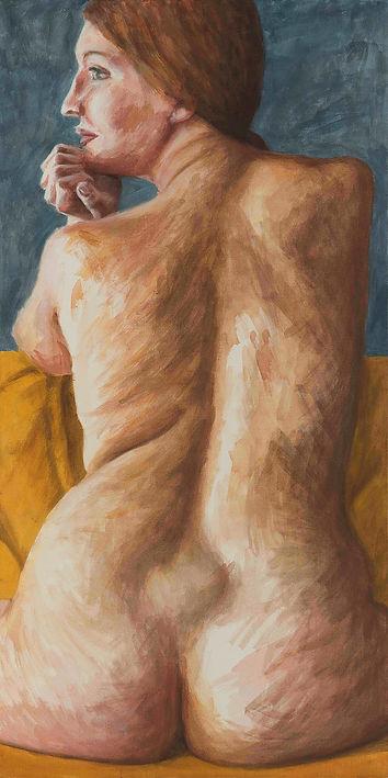 3496 Juli 2015 150x75 cm | NikolausReinecke