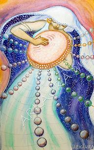 tamburo di perle Dea Bianca rete.jpg