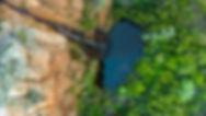 Waterfall from top_Mount Ceder_Cederberg