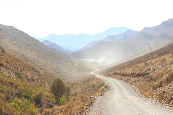 Mount Ceder_Gravelroad_Cederberg_Western