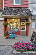 BEANZ Storefront Image.