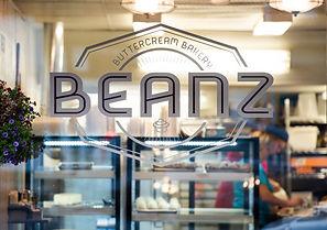 BEANZ Front Window Logo Image