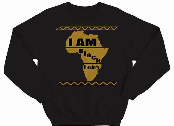 I Am Her-story Sweatshirt (Unisex)