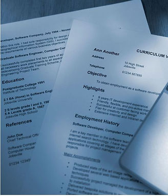 Learn how to write a resume that is effective.