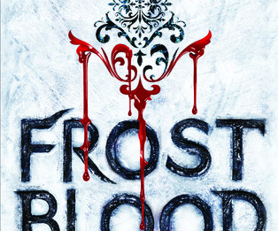 BOOK REVIEW: FrostBlood by Elly Blake