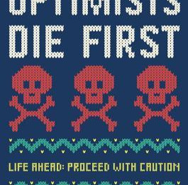 BOOK REVIEW: Optimist Die First by Susin Nielsen