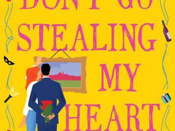 Blog Tour: DON'T GO STEALING MY HEART by Kelly Siskind