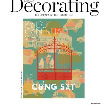 For ELLE Decoration Vietnam