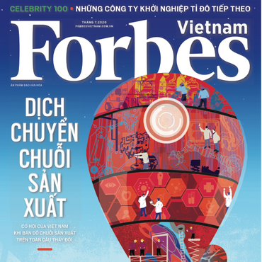 For Forbes Vietnam