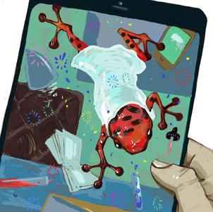 Illustration for Amazon Rapids