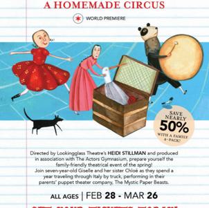 Graphic Design for Chicago Children's Theatre