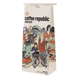 Illustration for Coffee Republic