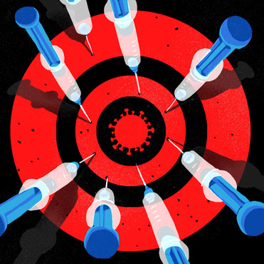 The Search for Coronavirus Vaccine
