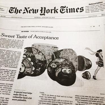 For NYT Sunday