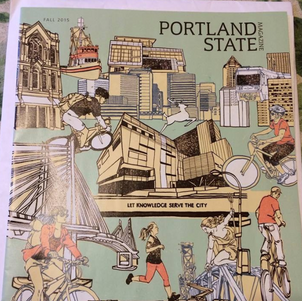 For Portland State University