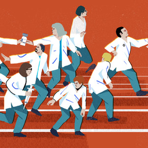 The Race For Vaccine