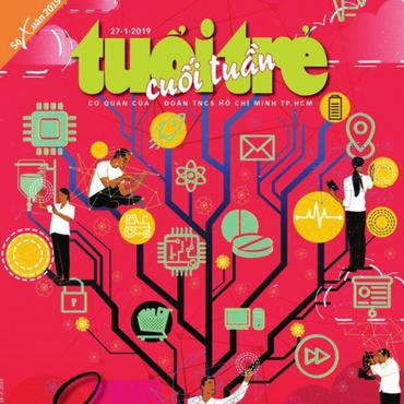 For Tuoitre Magazine - Vietnam