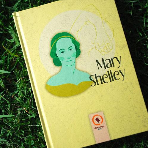 Cuaderno: Mary Shelley