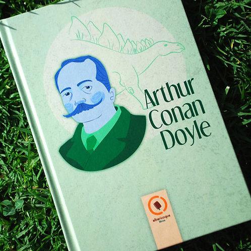 Cuaderno: Arthur Conan Doyle