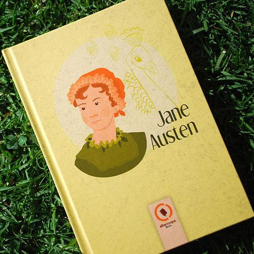 Cuaderno: Jane Austen