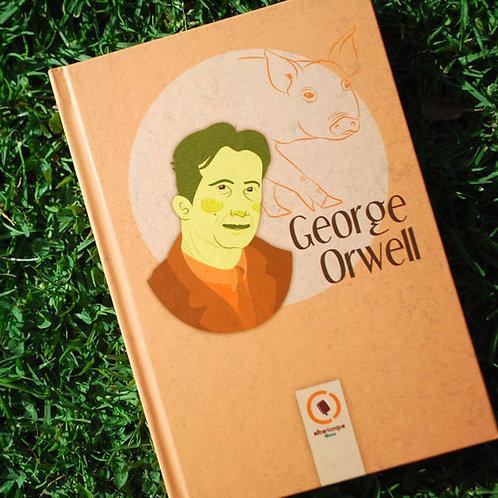 Cuaderno: George Orwell
