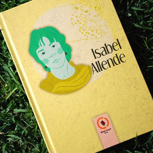 Cuaderno: Isabel Allende