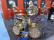 paiste-namm-2014-danny-carey-bronze-kit.