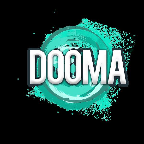 LOGO DOOMA 2020 verde transparente.png