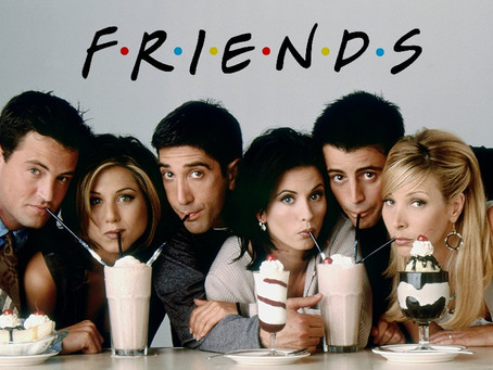 How 'Friends' Helped People Around the World Learn English