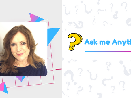 """""""Ask Me Anything""""with Sharyn Collins"""
