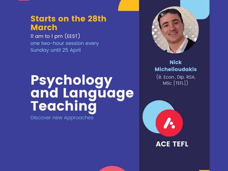 Psychology and Language Teaching