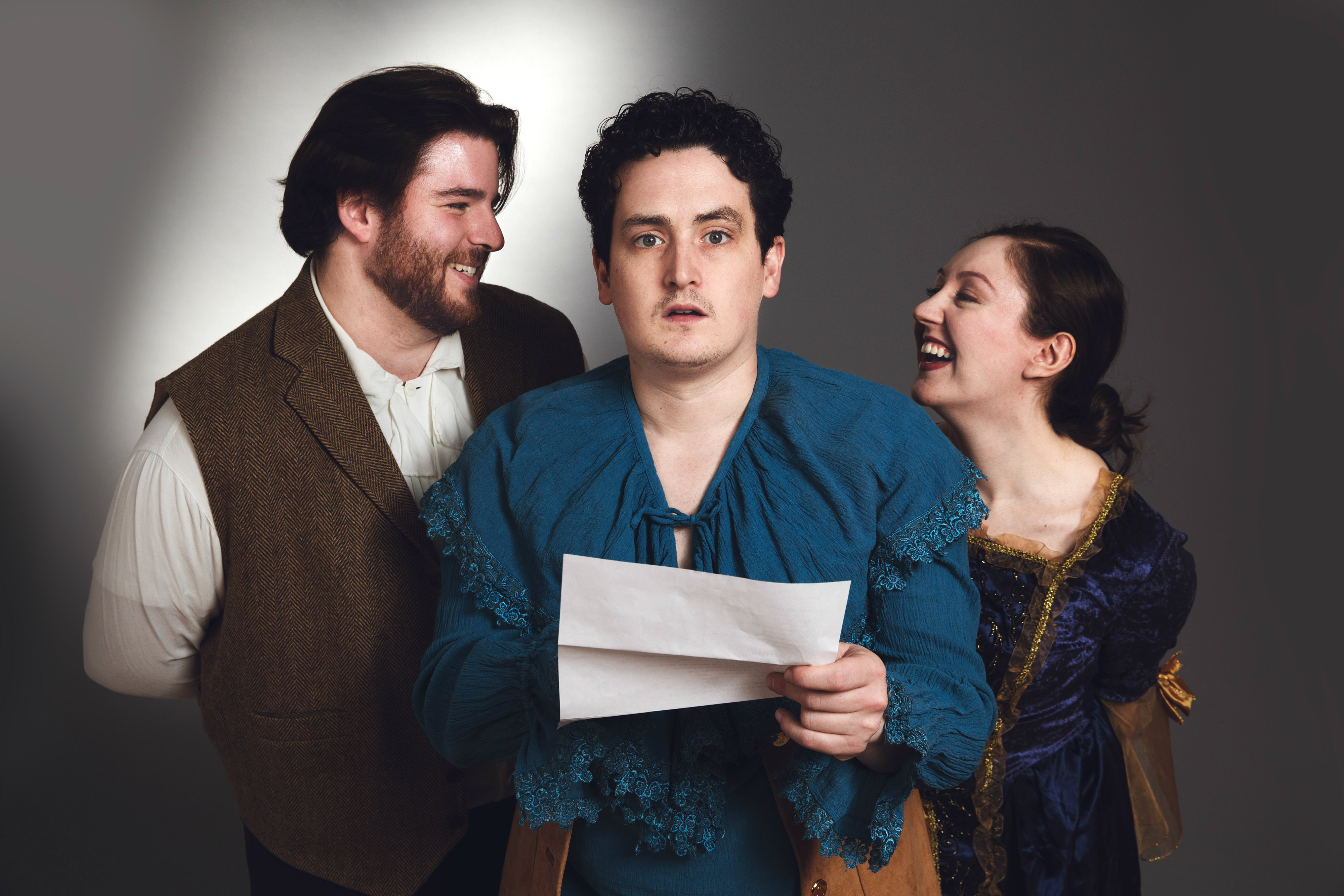 5. Sir Toby, Malvolio, Maria_Letter