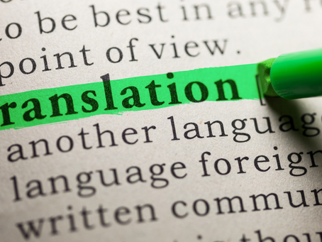 WHAT DOES BEING A TRANSLATOR HAVE TO DO WITH LANGUAGE TEACHING?