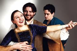 6. Maria, Toby, Malvolio