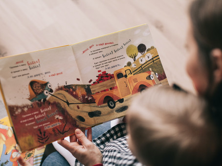 Telling stories to young learners
