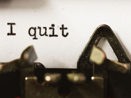 Why Teachers are Quitting