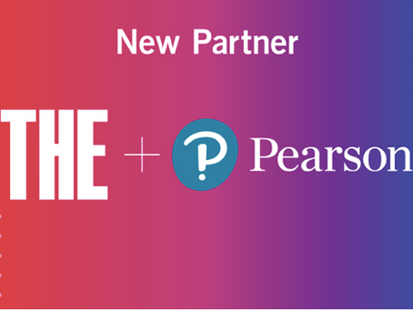 THE partners with Pearson