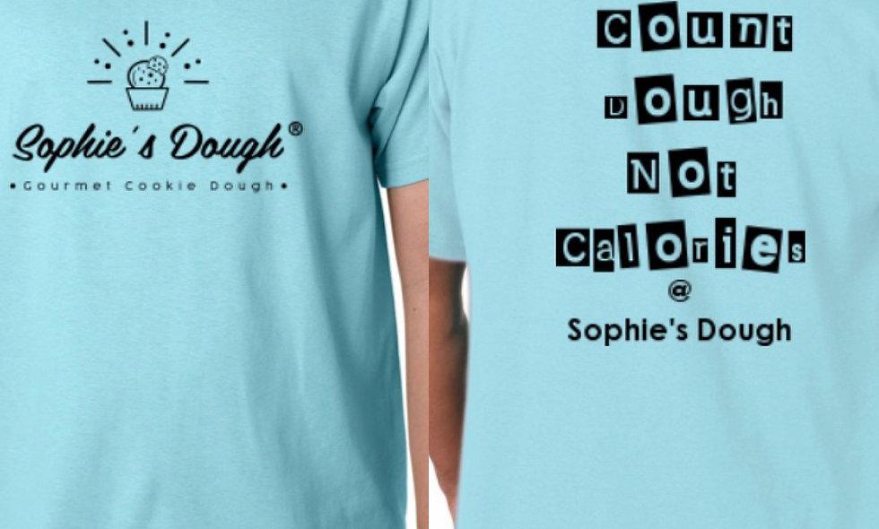 Count Dough Not Calories Shirt