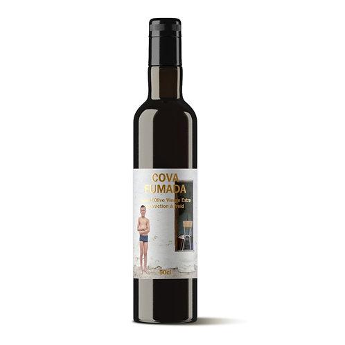Huile d'olive extra vierge - Fruité Vert - Variété Farga 2019       500ml