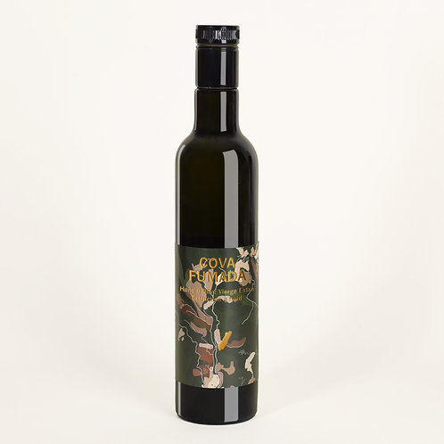 Huile d'olive extra vierge -Fruité vert Variétés Sevillenca-Morruda 2020 - 250ml
