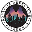 Borealis Adventures Patagonia Logo with