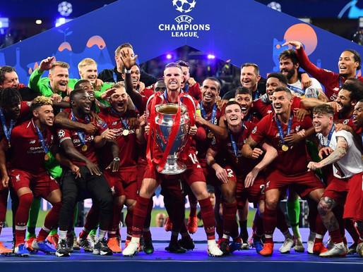 Čempionu līgas fināls futbolā plānots 29.augustā
