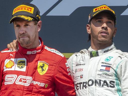 1/3 nobraukta Formulā 1 šosezon, Mercedes komanda dominē