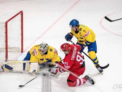 Zviedrijas izlase pirmo reizi Pasaules čempionātu vēsturē neiekļūst ceturtdaļfinālā