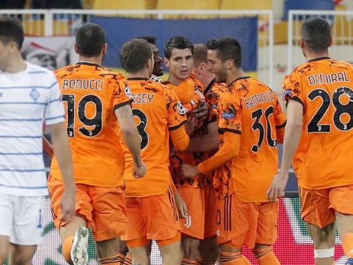 """Jaunā Čempionu Līgas sezona sākas ar """"Juventus"""" un """"Club Brugge"""" uzvarām viesos"""