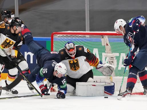 ASV un Vācijas izlases cīnīsies par bronzas medaļām