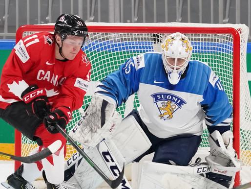 Duelī starp Kanādu un Somiju tiks noskaidrots Pasaules čempions hokejā