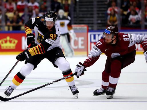 Latvija pret Vāciju. Būt vai nebūt ceturtdaļfinālam