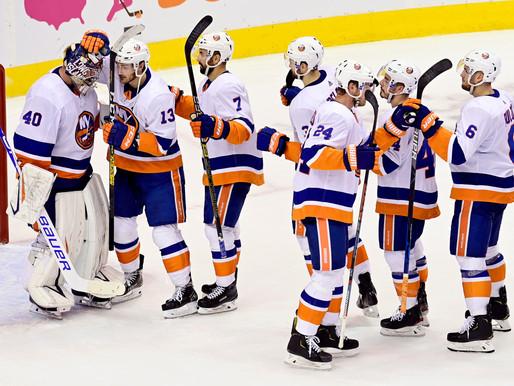 """Stenlija kausa pusfināli sākas ar Ņujorkas """"Islanders"""" uzvaru"""